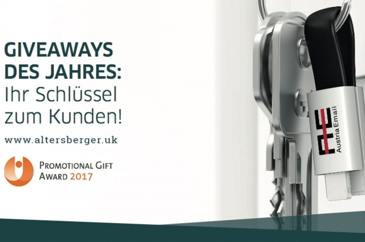 Promotionartikel Austria Email
