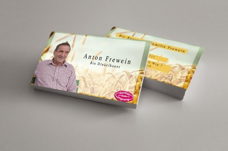 Visitenkarten Frewein