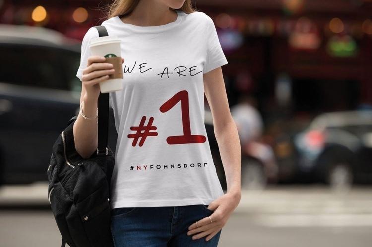 T-Shirts NewYorker Store Fohnsdorf